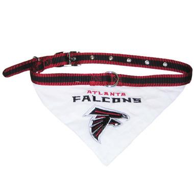 Atlanta Falcons Bandana Dog Collar