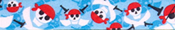 Pirate Skulls Waist Walker