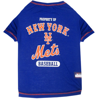 New York Mets Tee Shirt For Dogs