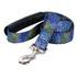 Flowerworks Blue EZ-Grip Dog Leash