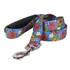 Hibiscus Paradise EZ-Grip Dog Leash