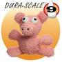 Pon Pig Mighty Micro Fiber Balls Dog Toy