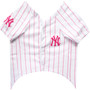 New York Yankees PINK MLB Pet Jersey