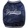 New York Yankees Dugout Team Jacket For Dogs
