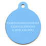 Bacon and Eggs HD Pet ID Tag