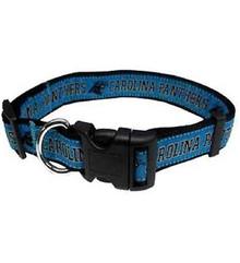 Carolina Panthers Dog Collar