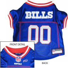 Buffalo Bills NFL Football ULTRA Pet Jersey