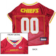 Kansas City Chiefs NFL Football ULTRA Pet Jersey
