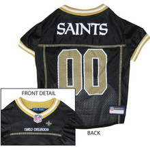 New Orleans Saints NFL Football ULTRA Pet Jersey