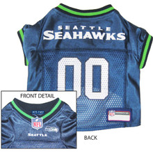 Seattle Seahawks NFL Football ULTRA Pet Jersey