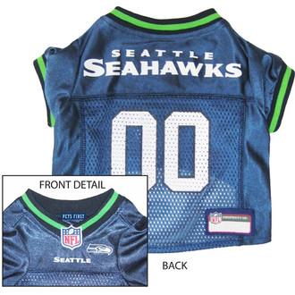 Seattle Seahawks NFL Football ULTRA Pet Jersey