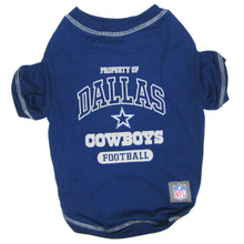 Dallas Cowboys NFL Football Pet T-Shirt