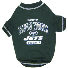 N.Y. Jets NFL Football Pet T-Shirt