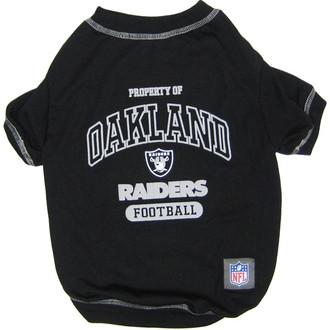 Oakland Raiders NFL Football Pet T-Shirt