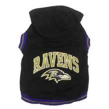 Baltimore Ravens NFL Football Dog HOODIE