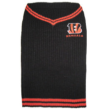 Cincinnati Bengals NFL Football Pet SWEATER