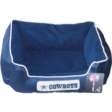 Dallas Cowboys BLUE NFL Football Nesting Pet Bed