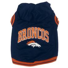 Denver Broncos NFL Football Dog HOODIE