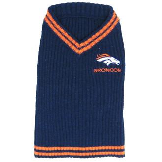 Denver Broncos NFL Football Pet SWEATER
