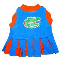 Florida Gators Dog Cheerleader Outfit