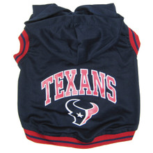 Houston Texans NFL Football Dog HOODIE