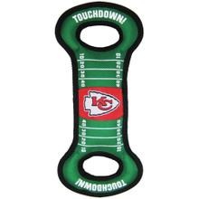Kansas City Chiefs NFL Field Tug Toy