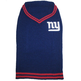 New York Giants NFL Football Pet SWEATER