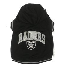 Oakland Raiders NFL Football Dog HOODIE