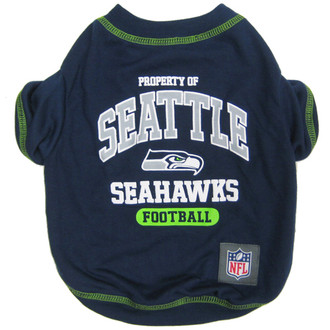Seattle Seahawks NFL Football Pet T-Shirt