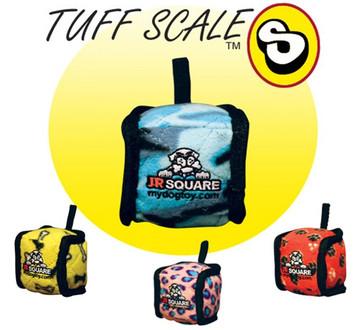 Tuffy's Jr. Square Ball Dog Toy