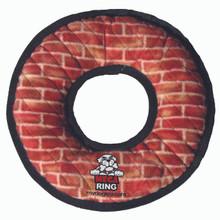 Tuffy's MEGA Brick Ring Dog Toy