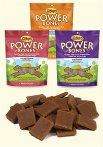 Zukes Power Bones Dog Treats