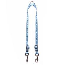 Tribal Seas Blue Coupler Dog Leash