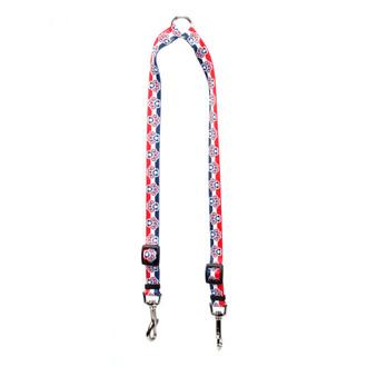 Patriotic Paws Coupler Dog Leash