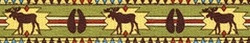 Moose Lodge Coupler Dog Leash