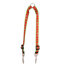 Holiday Treats Coupler Dog Leash