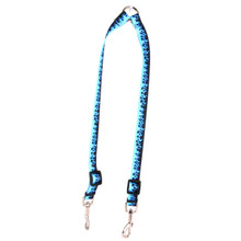 Blue Flames Coupler Dog Leash