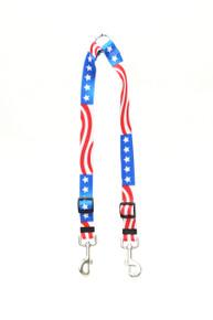 Americana Coupler Dog Leash