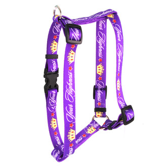 """Your Highness Roman Style """"H"""" Dog Harness"""
