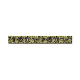 "Tribal Seas Green Roman Style ""H"" Dog Harness"