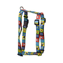 """Pets for Peace Roman Style """"H"""" Dog Harness"""