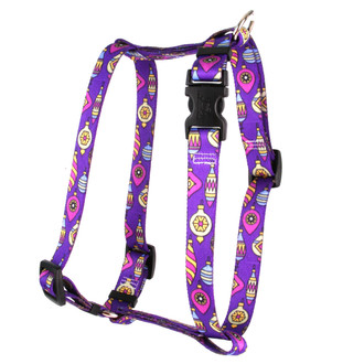 "Ornaments Roman Style ""H"" Dog Harness"