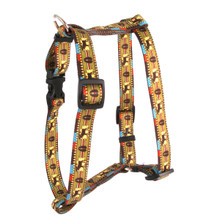 "Moose Lodge Roman Style ""H"" Dog Harness"