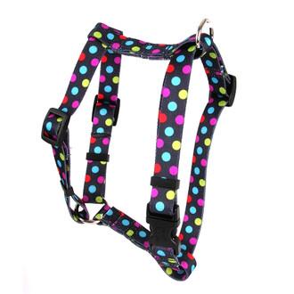 "Gumballs Roman Style ""H"" Dog Harness"