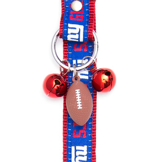 New York Giants Pet Potty Training Bells