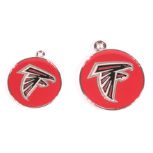 Atlanta Falcons NFL Dog Tags With Custom Engraving