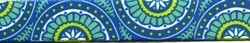 Radiance Blue EZ-Grip Dog Leash