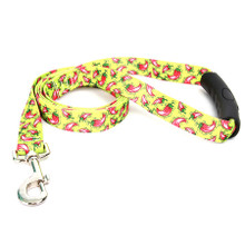 Hot Peppers EZ-Grip Dog Leash