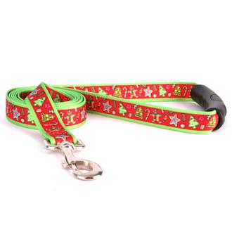 Holiday Treats EZ-Grip Dog Leash