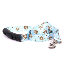 Daisy Chain Blue EZ-Grip Dog Leash